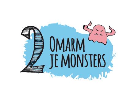 Week 2. Omarm je monsters